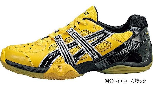 室内专用集成电路 Asic 凝胶的手球鞋勇敢 GELBRAVE 宽 3 THH526 超宽型方便球鞋子