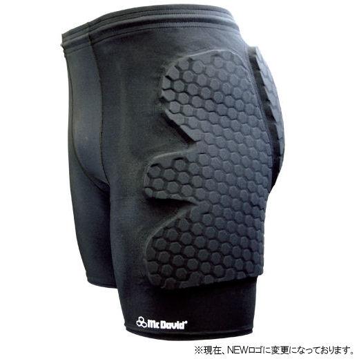 六角雪花短裤滑雪板内部保护 DD McDavid mcdavid M9988 六角垫