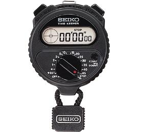 ストップウォッチ SEIKO セイコー 定番 優先配送 日常生活用防水 3気圧防水 サッカー SSBJ025 競技タイムの計測に バスケなど競技タイムの計測が必要な競技に タイムキーパー SSBJ018