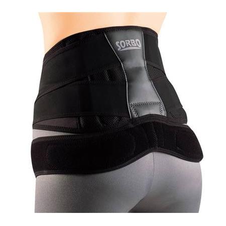 SORBO(ソルボ) 腰サポーター ソルボDo中殿筋+腰ガード 腰痛 腰 サポーター 63033-63035 サポーター 腰用