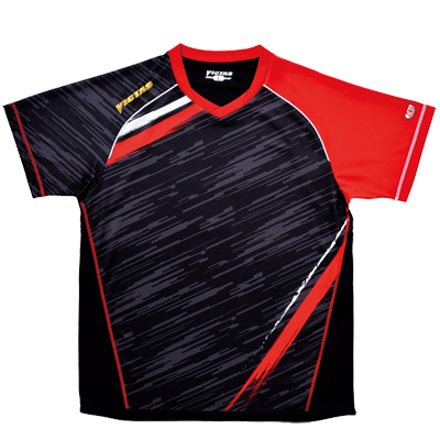 vikutasu(VICTAS)乒乓球制服V-SW036 031459乒乓球游戏衬衫制服男女兼用乒乓球服装