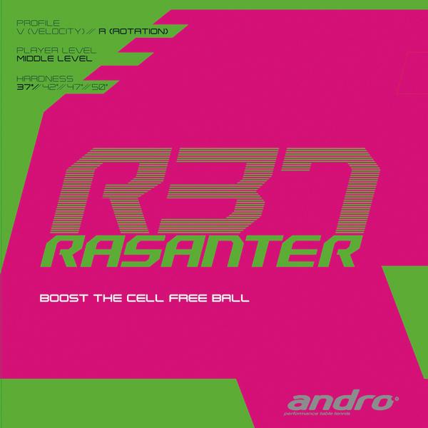 SALE Andro Rasanter V42 Table Tennis Rubber