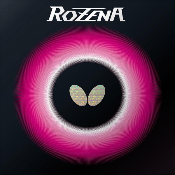 蝴蝶(BUTTERFLY)rozena ROZENA 06020高张力背后橡胶乒乓球橡胶弹簧海绵