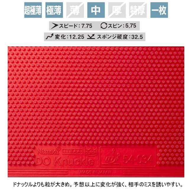 Nettag (尼) 乒乓球橡胶 superdonacl NR 8573 更改系统表软橡胶乒乓球设备