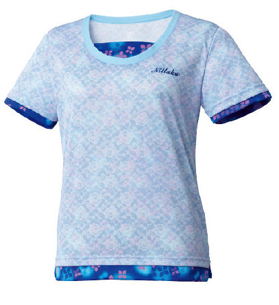 Nettag 乒乓球统一摩西北部 2151年女士网球衬衫乒乓球设备 * 280229