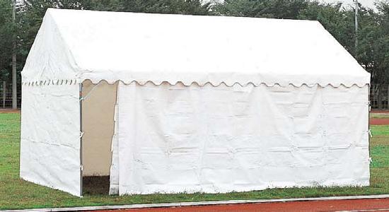 【今だけポイント10倍】四方幕付集会用テント イベント用テント B型(1.5間×2間)