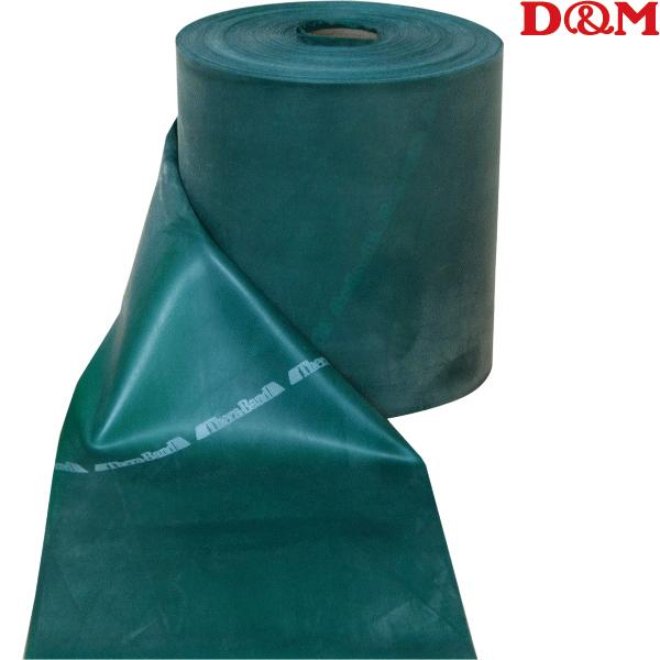 D&M(ディーアンドエム) セラバンド グリーン 50ヤード(45m) TB-350