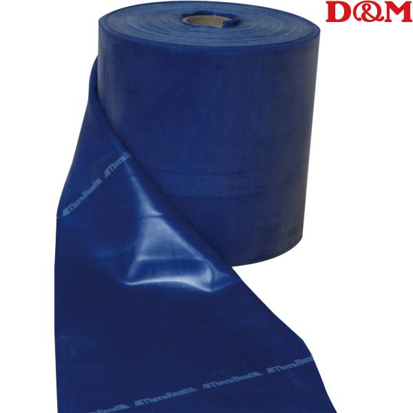 D&M(ディーアンドエム) セラバンド ブルー 50ヤード(45m) TB-450