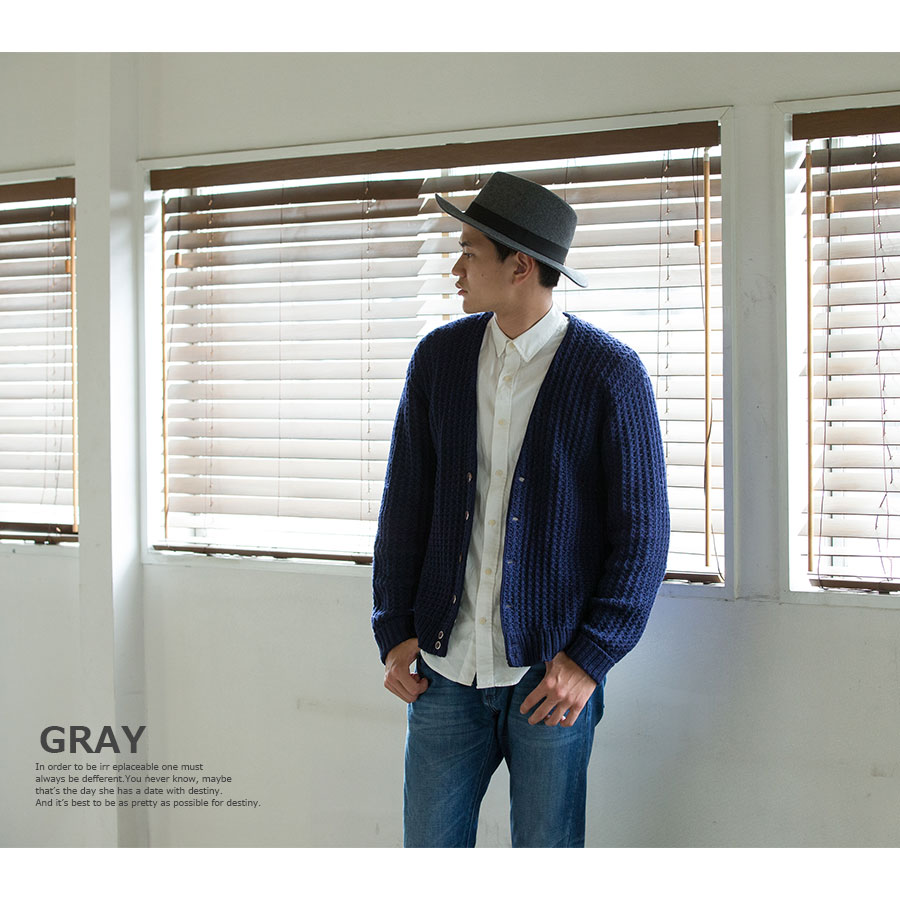 e971f4c21f8e Trendy black フェルトウールサニプレ in the fall and winter latest simple style feh  gong HAT hat soft felt hat hat men gap Dis in the spring and summer in ...
