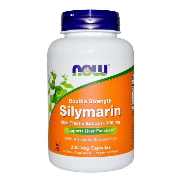★送料無料★ ナウフーズ シリマリン ミルクシスル 300mg 200錠 【Now foods】Silymarin 300mg 200 veggie caps