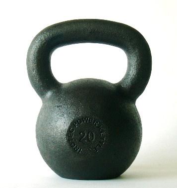 IROTEC(アイロテック)ケトルベル20KG/ダンベル ベンチプレス 筋トレ トレーニング器具 トレーニングマシン 鉄アレイ 健康器具 体幹 ダイエット器具 筋力トレーニング 筋肉 トレーニング