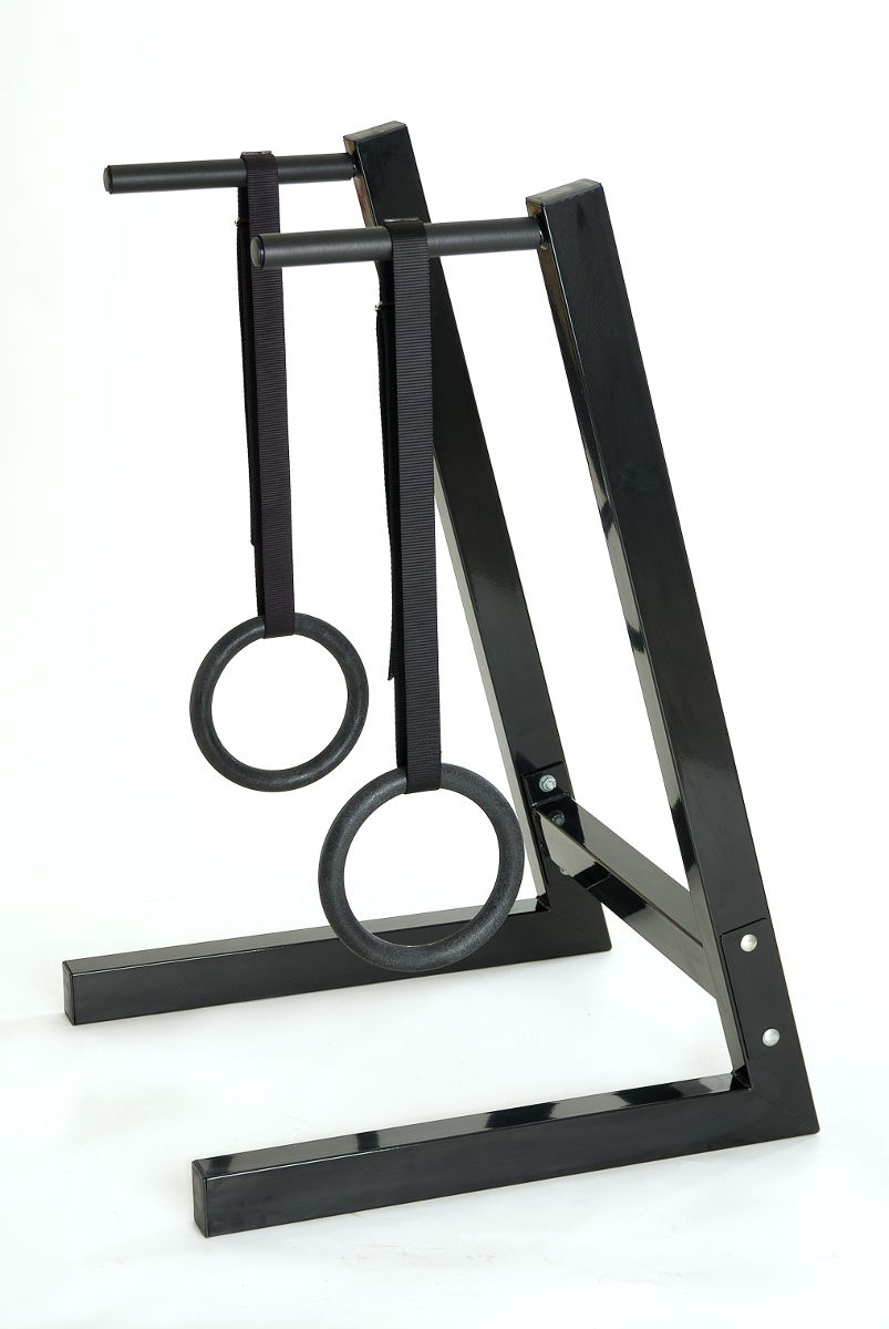 IROTEC(アイロテック)NEWディップ&ハンギングスタンド/コンパクト設計 ディップス 吊り輪トレーニング 筋トレ 吊り輪 トレーニング器具 トレーニングマシン プッシュアップ 自重 自宅 ベンチプレス ディッピング ホームジム
