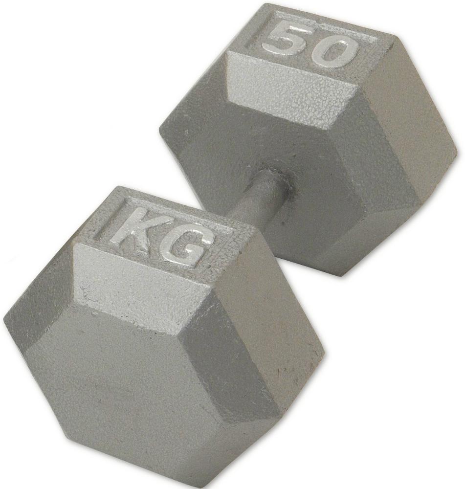 IROTEC(アイロテック)アイアンヘックスダンベル50KG/ダンベル バーベル ベンチプレス 筋トレ 鉄アレイ トレーニング器具 トレーニングマシン 自宅 スクワット 筋力トレーニング 筋肉増強