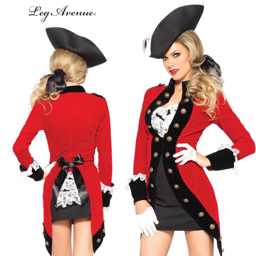 コスプレ 衣装 LEG AVENUE レッグアベニュー LA 85386 パイレーツ 海賊 4点セット 正規品 ジャックスパロウ フック 船長 キャプテン コスチューム 衣装 衣裳 仮装 かっこいい セクシー かわいい ファッション ジャケット おしゃれ コーデ ハロウィン セレブ 海外