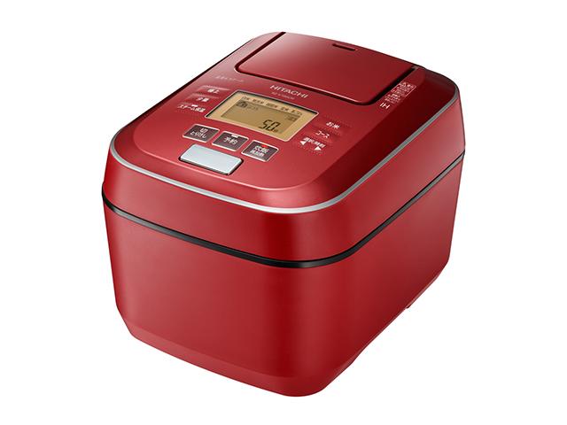 本対象期間終了後 同一商品にて スーパーDEALキャンペーンが継続実施されることがあります 日立 RZ-V100CM R 圧力 日本製 スチーム 圧力スチームIH炊飯器 ふっくら御膳 入荷予定 品質保証