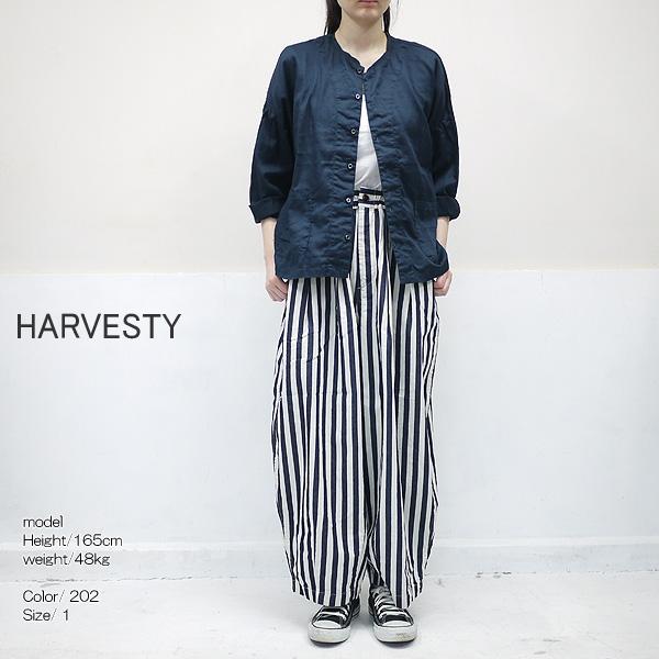 HARVESTY ハーベスティ A11911 circus underwear indigo stripe size 0 1 2 big size  point digestion