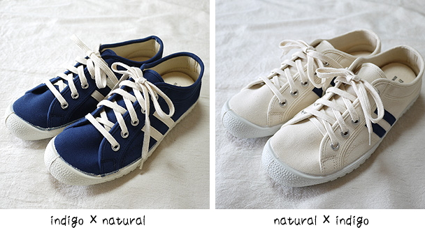 PRIT INN-STANT pret instant canvas sneakers and sneaker 737554 ナチュラルレディース