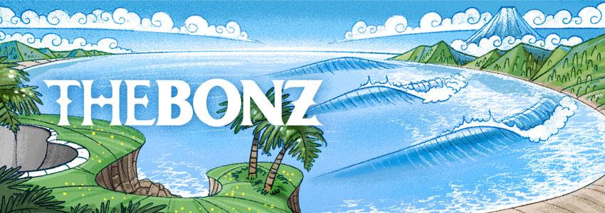 The Bonz:湘南発!親子ペアブランド専門ショップ