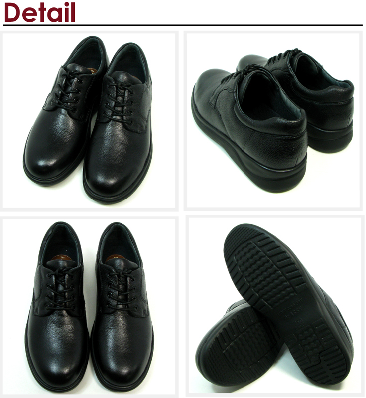 Dr.ASSY ドクターアッシー mens casual business comfortable shoes DR1004