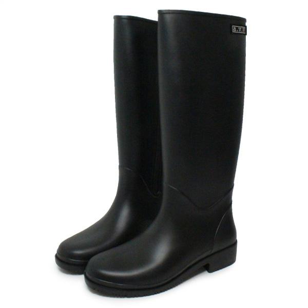 avv レインブーツ 長靴 レディース ロング ショート 防水 おしゃれ 歩きやすい やわらかい 日本製 a.v.v 4056 4058