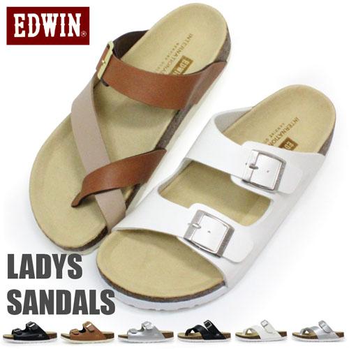 EDWIN Edwin Lady's comfort sandals EW9443