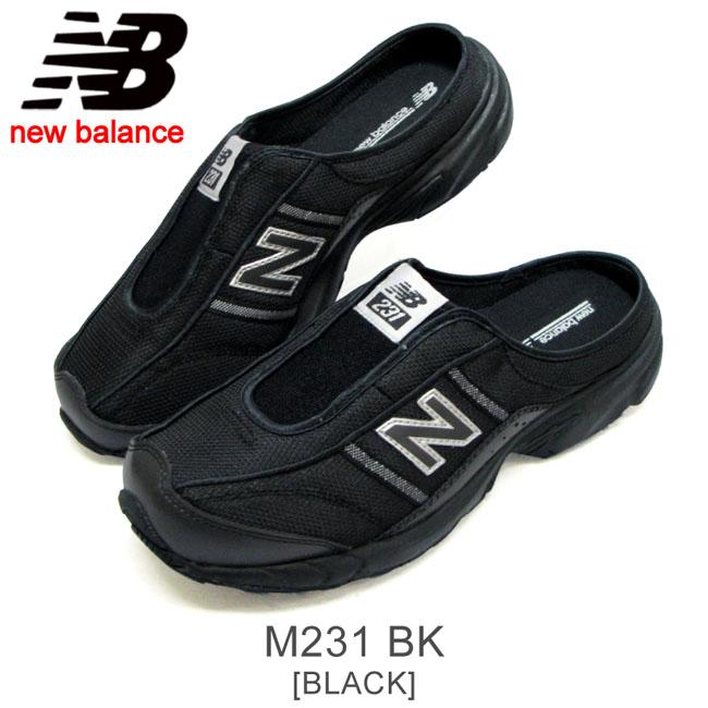 仓库新平衡 M231 休闲木屐运动鞋 NewBalance