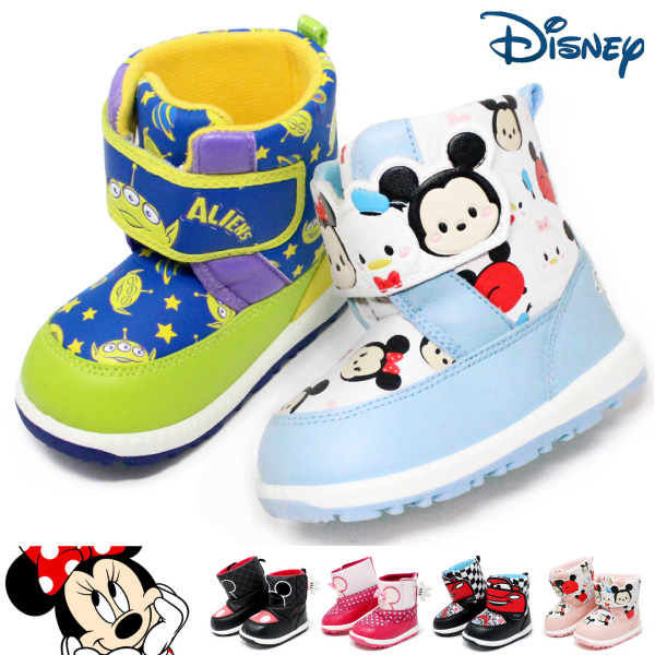 shopping top-rated authentic great variety styles Disney Mickey Mouse & Minnie mouse baby & kids winter down boots for winter  boots in OK Disney DS7193