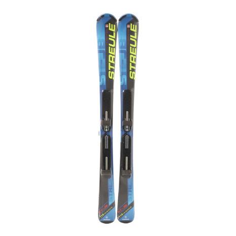 見事な創造力 シュトロイレ(STREULE) スキー板 ジュニア セット ビンディング付属 20-21 ST-JB 309ST1ZE9024BL/SLR4.5BKWT (キッズ), 車パーツの応援団 f22ce040