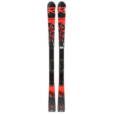 正規品 ロシニョール(ROSSIGNOL) スキー板 ジュニア セット ビンディング付属 20-21 HERO JUNIOR MULTIEVENT XPRESS HERO JR MUL-E/XP7 (キッズ), シウンジマチ 782f87bc