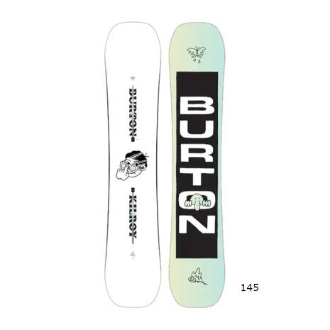 バートン(BURTON) スノーボード 板 メンズ 20-21 キルロイ ツイン キャンバー 195331 03000 (メンズ)