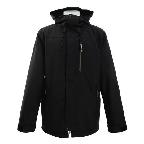 SESSIONS スノーボード ジャケット SE18 SCOUT BLACK スノーボードウェア メンズ (Men's)