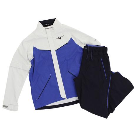 ミズノ(MIZUNO) ゴルフウェア メンズ レインウェア ネクストライトレインスーツ 52MG8A0125-40 《B》 (Men's)