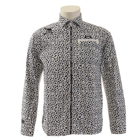 オークリー(OAKLEY) ゴルフ ウエア ポロシャツ メンズ Skull Frequent LS Shirts 2.0 401935JP-186 (Men's)