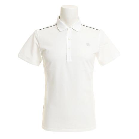 セントアンドリュース(ST.ANDREWS) White Label COOL ハイゲージハニカムポロシャツ 042-9160251-030 (Men's)