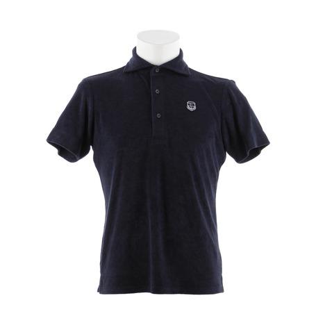 モコ(MOCO) ゴルフウェア メンズ パイルポロシャツ 21-2181441-98 (Men's)