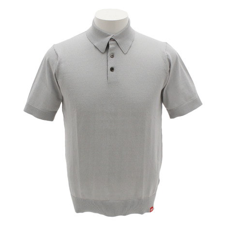ロサーセン(ROSASEN) ゴルフウェア メンズ TCニット 半袖ポロシャツ 040-15240-018 (Men's)