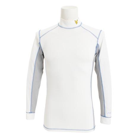 ライルアンドスコット(LYLE&SCOTT) 長袖Tシャツ LG-18S-U01-WHITE (Men's)