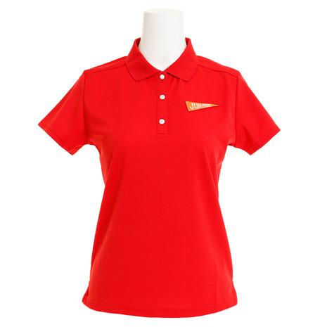 ジュンアンドロぺ(JUN&ROPE) ゴルフウェア レディース COOLMAX 半袖ポロシャツ ERM29080-60 (Lady's)