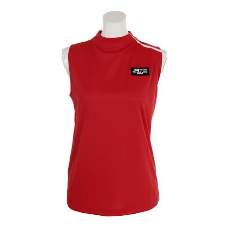 ジュンアンドロぺ(JUN&ROPE) ゴルフウェア スタンドカラーノースリーブシャツ ERM49090-60 (Lady's)