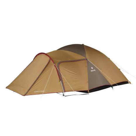 スノーピーク(snow peak) アメニティドームL SDE-003RH キャンプ用品 ドーム型テント (Men's、Lady's)