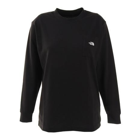 ノースフェイス THE NORTH FACE ロンt レディース 日本産 35%OFF 長袖Tシャツ NT62003X K