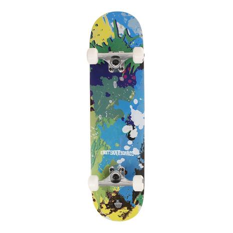 イナフ Enuff スケートボード 早割クーポン コンプリート スケボー SPLAT [再販ご予約限定送料無料] Green 7.75インチ メンズ ENU2300 キッズ レディース