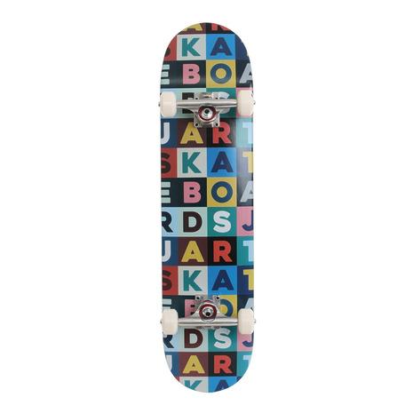 ジャート(JART) スケートボード スクラブル 7.75x31.6 100105000100 スケボー デッキ (メンズ、レディース、キッズ)
