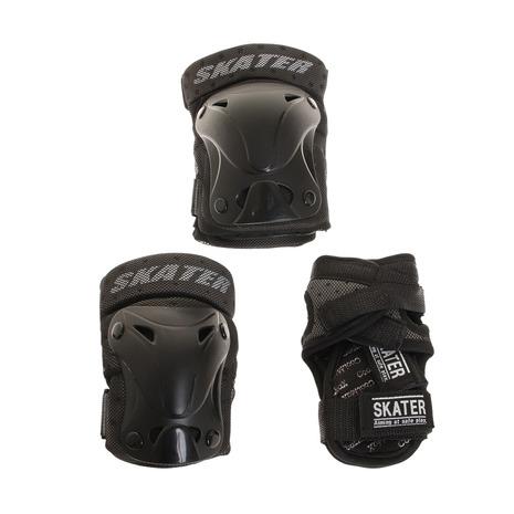 スケーター 新色 SKATER 3点セーフティセット Mサイズ メンズ ギフ_包装 SKSP202M レディース