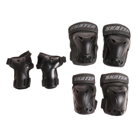 スケーター SKATER 期間限定送料無料 3点セーフティセット 商品 Sサイズ レディース メンズ キッズ SKSP202-S