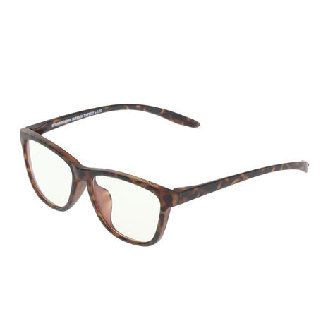 DONT PANIC(DONT PANIC) タイプ02 マットトートイズ+0.5 老眼鏡 DPR02-0301-2BP3 (Men's)