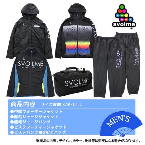 スヴォルメ(SVOLME) 2019年新春福袋 SVOLME フットサル メンズ福袋 184-28299MIX (Men's)