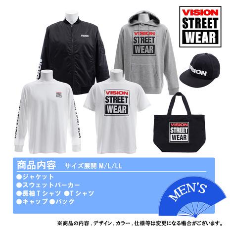 VISION 2019年新春福袋 VISION メンズ福袋 8923100-90A (Men's)