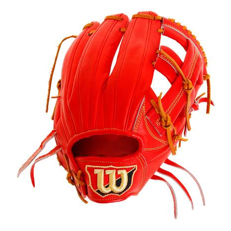 ウイルソン(WILLSON) 硬式用グラブ WS デュアル 内野手用 LT WTAHWSDLT22 (Men's)