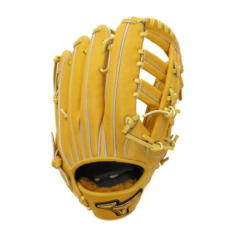 ミズノ(MIZUNO) 硬式用野球グローブ MP HAGA B 1AJGH79907 47 (Men's)